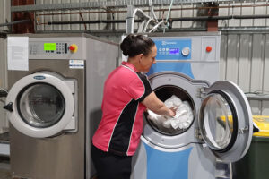 Seabreeze Services provides laundry and linen services to Victor Harbor, Port Elliot, Goolwa, Middleton, Yankalilla and Normanville